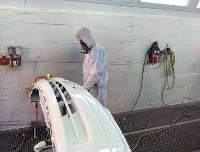 wallsend spray painting 04